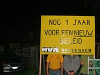 Aftelbord Gemeenteraadsverkiezingen