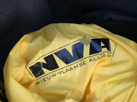 Bevlaggingsactie N-VA Boutersem